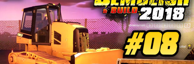 Demolish & Build 2018 ep08 |