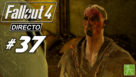 Fallout 4 ep37 | Directo | Far Harbor DLC