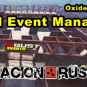 Nacion Rust v3 ep04 | Mod Event Manager