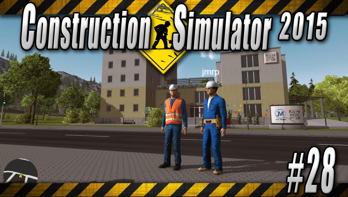 Construction Simulator 2015 ep28