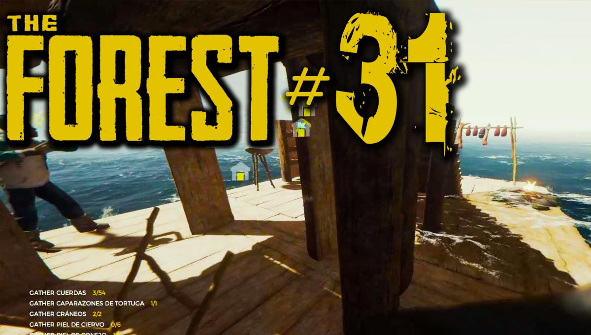 The Forest episodio #31