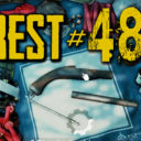 The Forest ep48 | Pistola Flintlock 1/2 | Con Poper