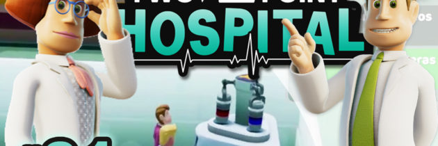 Two Point Hospital ep01 | Modo Libre